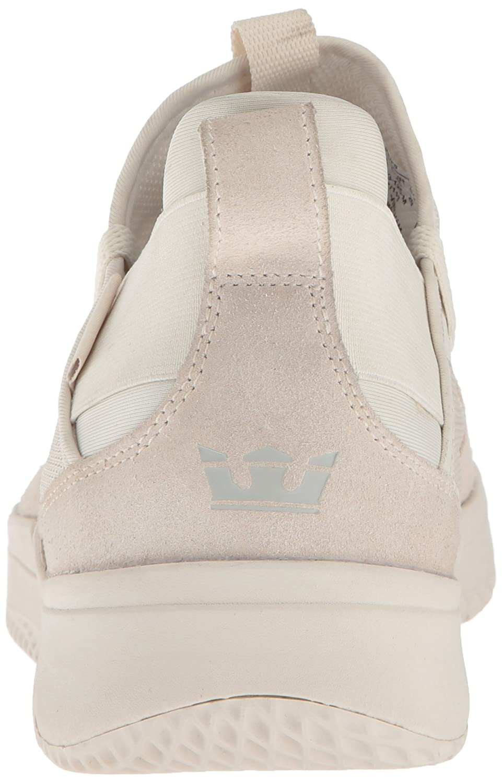Supra Herren Titanium Sneaker Off Weiß-off Weiß Weiß Weiß 8c82f0