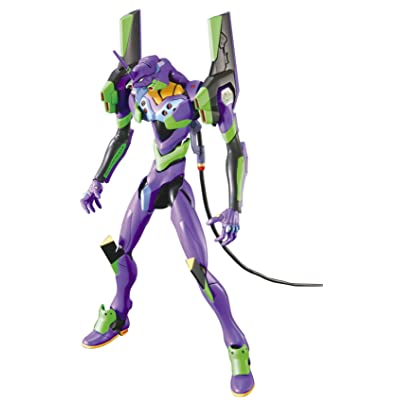 "Bandai Hobby ""Evangelion 1.0 You are Not Alone Model Evangelion-01 Test Type Action Figure: Toys & Games"