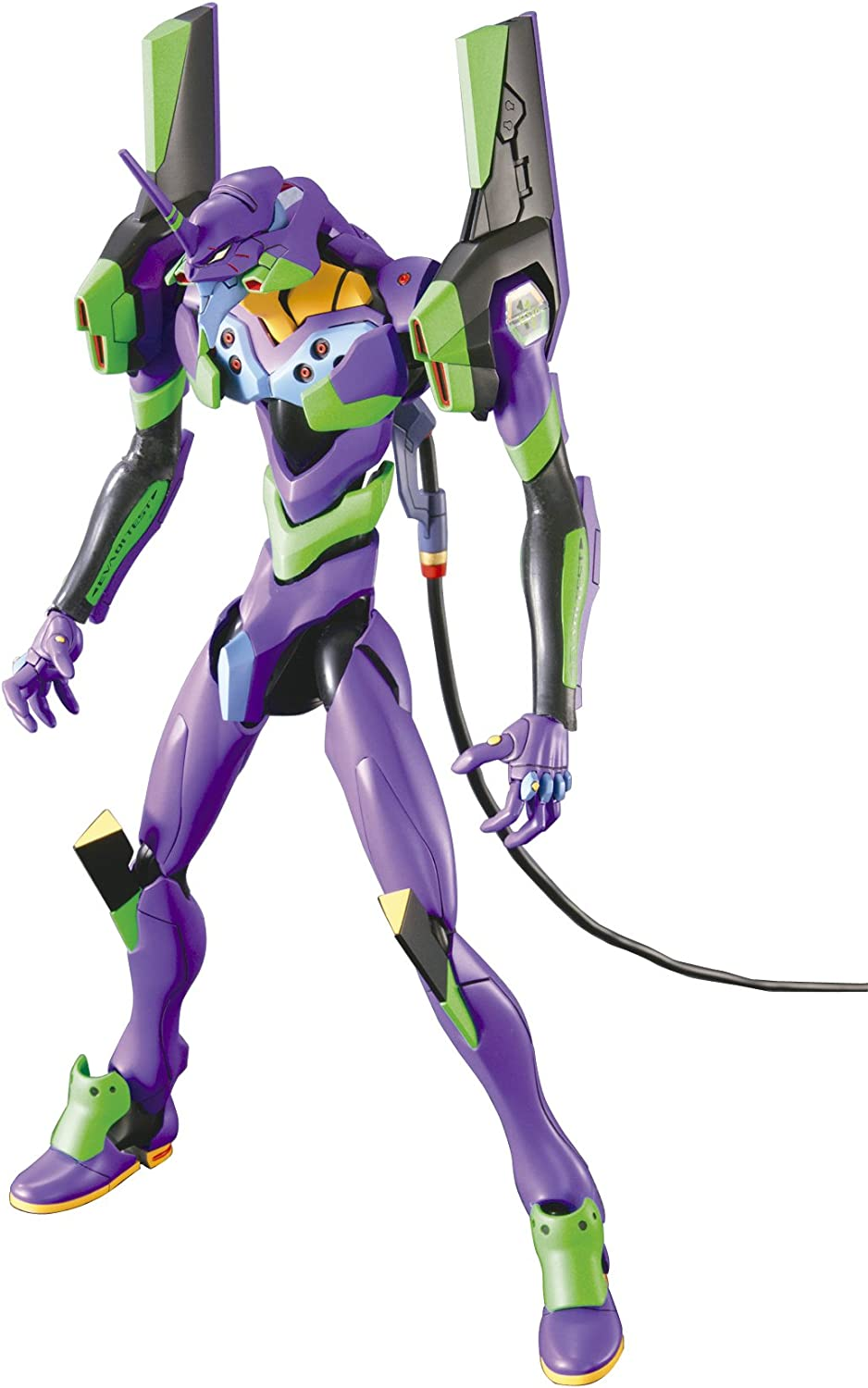 "Bandai Hobby ""Evangelion 1.0 You are Not Alone Model Evangelion-01 Test Type Action Figure"