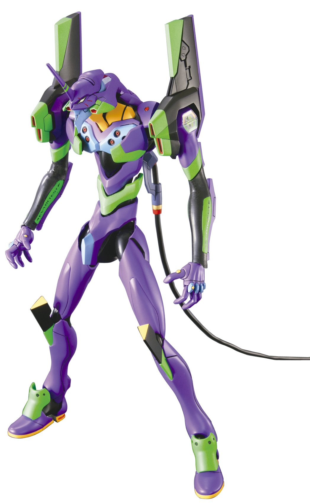 Bandai Hobby ''Evangelion 1.0 You are Not Alone Model Evangelion-01 Test Type Action Figure