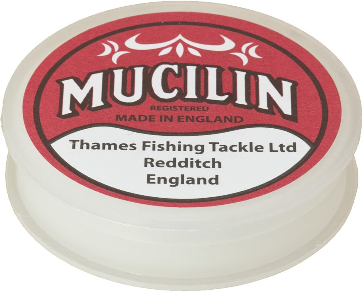 Mucilin Line Grease Floatant Aids Line Floatation Trout Fly Fishing