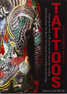 Mammoth Book of New Tattoo Art (Mammoth Books): Amazon.es: Hardy ...