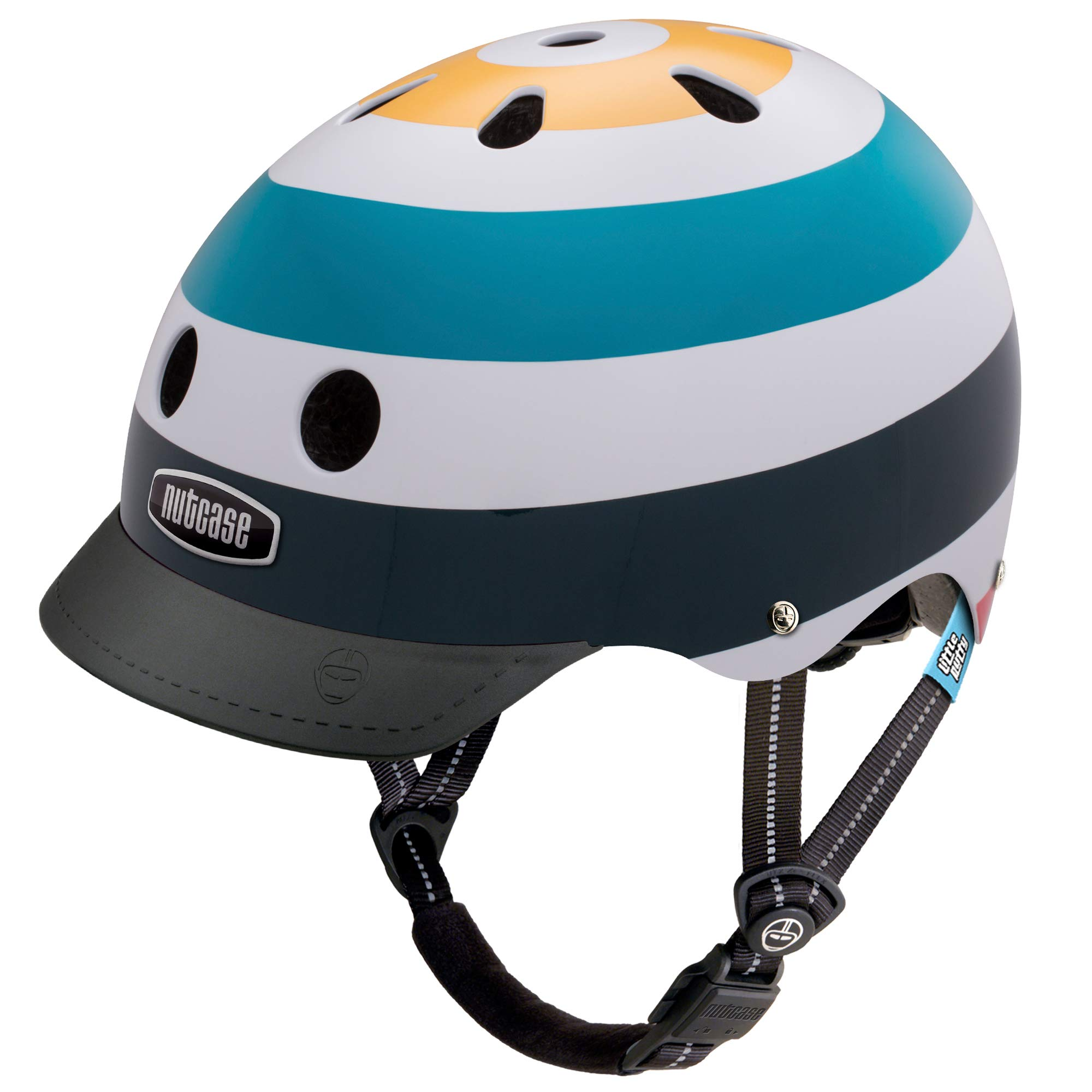 Nutcase Little Nutty Helmet - Kids' Radio Wave, XS