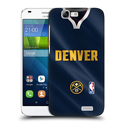 newest 74810 3cb5c Amazon.com: Official NBA Road Jersey 2018/19 Denver Nuggets ...