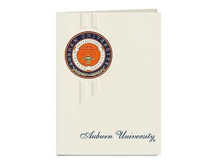 amazon com signature announcements auburn university graduation