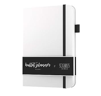 Scribbles That Matter 2019 - Planificador de balas A5 con ...
