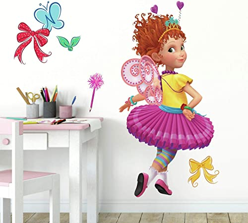 RoomMates Fancy Nancy Peel and Stick Giant Wall Decals