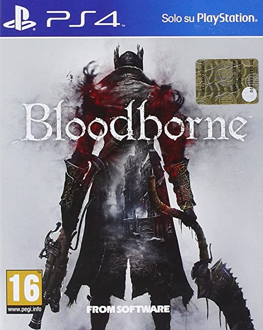 252 opinioni per Bloodborne- PlayStation 4