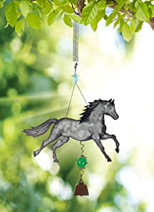 Sunset Vista Designs Farm Fresh Horse Bouncy Hanging Decoration