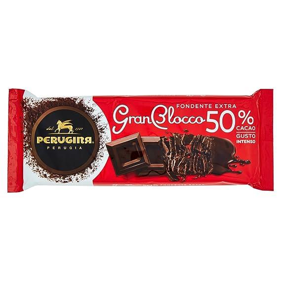 Perugina Granblocco Cioccolato Fondente Extra - 5 Confezioni da 500 g   Amazon.it  Alimentari e cura della casa 9759cd8dd48b