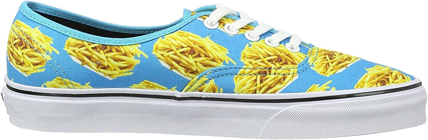 Van Authentic Blue Atoll / Fries