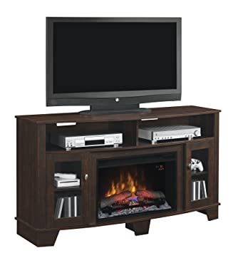 Amazon Com Classic Flame La Salle 65 Midnight Cherry Electric