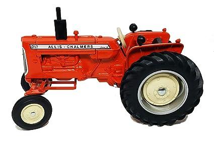 Amazon com: Country classics Allis-Chalmers D17 Tractor, 1