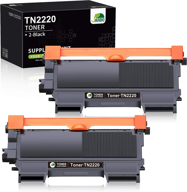 Jarbo Toner Cartridge For Brother Tn 2220 Bürobedarf Schreibwaren