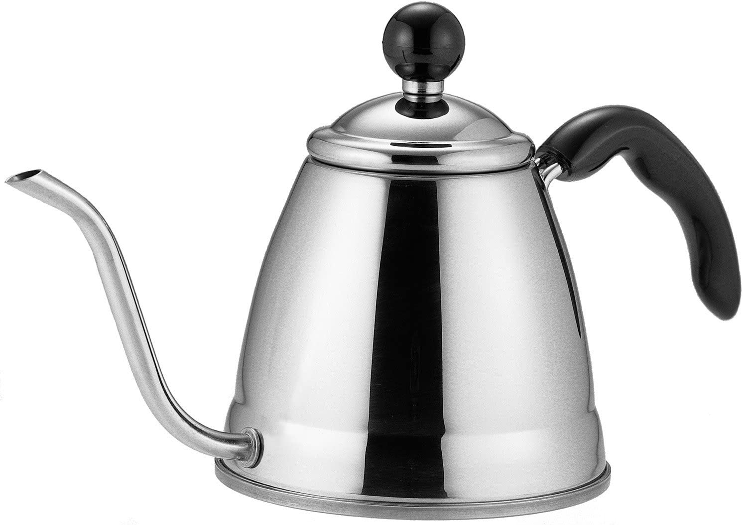 Fino Pour Over Coffee Kettle, 18/8 Stainless Steel, 6-Cup