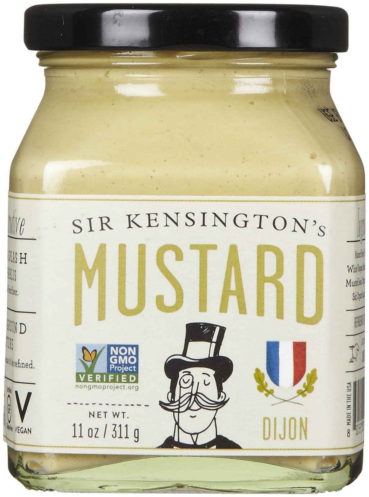 Sir Kensington's Mustard - Dijon - 11 OZ
