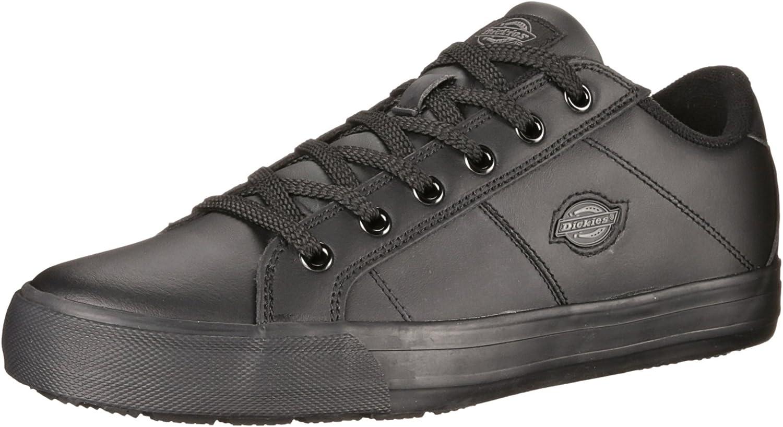 Amazon Com Dickies Men S Trucos Slip Resistant M Loafers Slip Ons