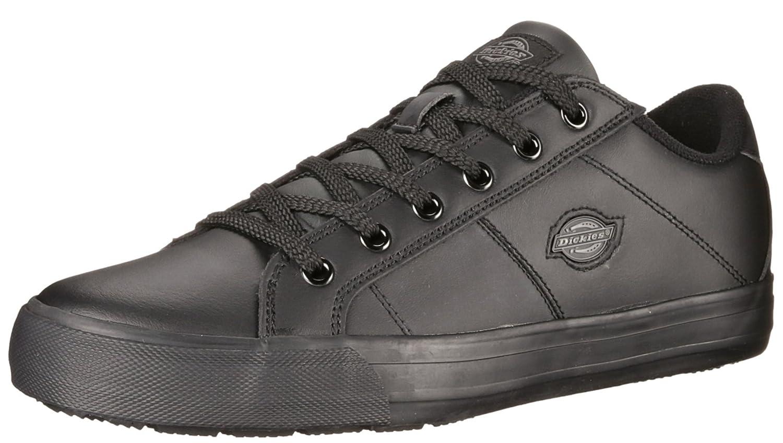 DickiesメンズTrucos Slip Resistant Shoe B00MVQKVPU 14 D(M) US ブラック ブラック 14 D(M) US