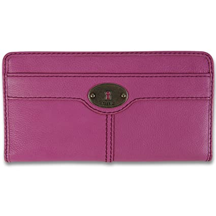 Fossil Monedero, violeta (rosa) - SL3290814: Amazon.es: Equipaje