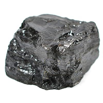 "EISCO Bituminous Coal Specimen (Sedimentary Rock), Approx. 1"" (3cm): Toys & Games"