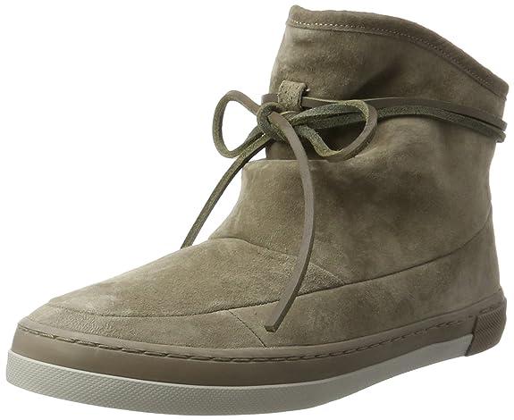 Hub Vermont High N30, Zapatillas Altas para Mujer, Marrón (Oak Brown/Oak Brown-Off White 704), 40 EU
