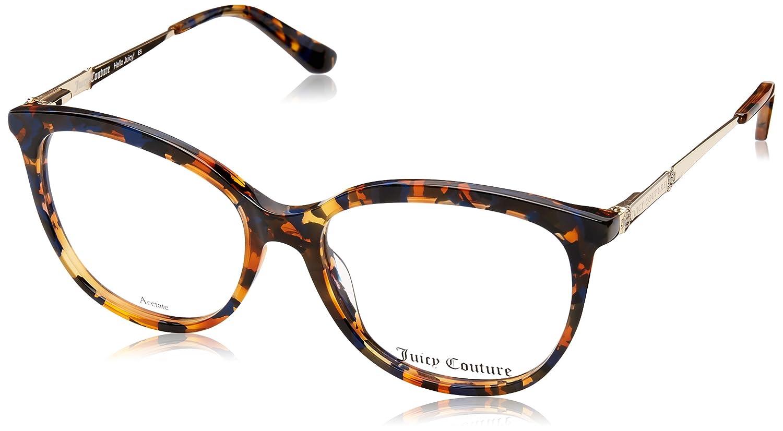 c9d752a66872 Eyeglasses juicy couture juicy ipr havana blue at amazon mens clothing  store jpg 1500x826 Juicy couture