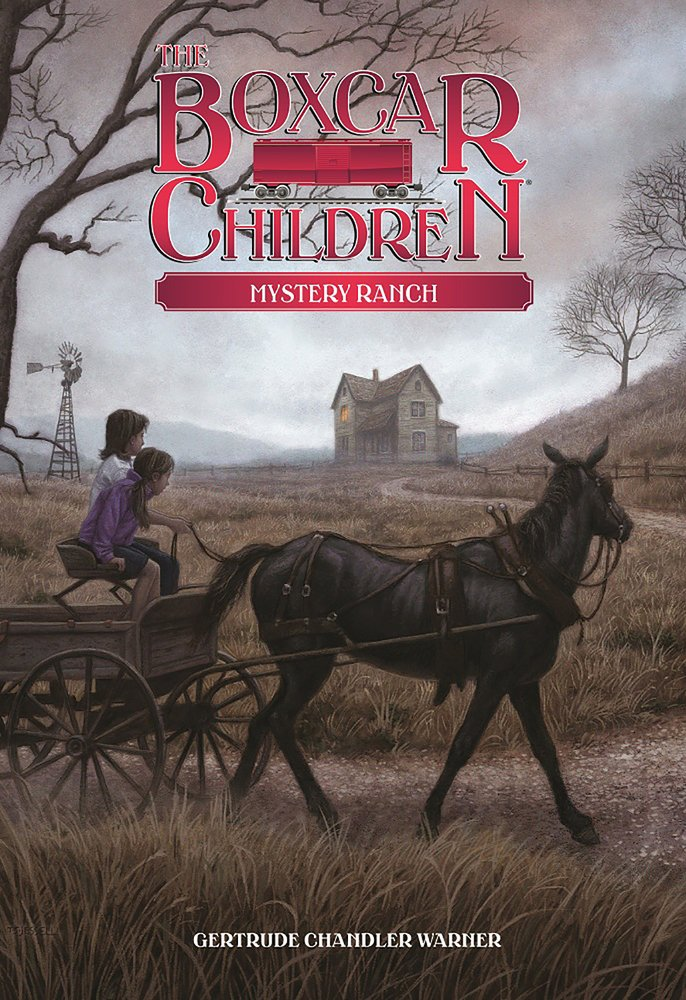 Mystery Ranch Boxcar Children Mysteries product image
