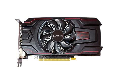 Sapphire 11267-19-20G Radeon RX 560 2GB GDDR5 - Tarjeta gráfica (Radeon RX 560, 2 GB, GDDR5, 128 bit, 6000 MHz, 5120 x 2880 Pixeles)