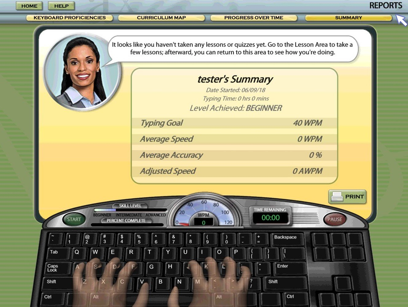 Mavis Beacon Teaches Typing Deluxe 20 - Old Version by Encore (Image #8)