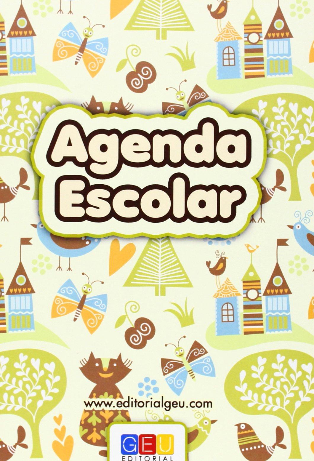 AGENDA ESCOLAR DE EDUCACION ESPECIAL: Varios: 8436548130305 ...