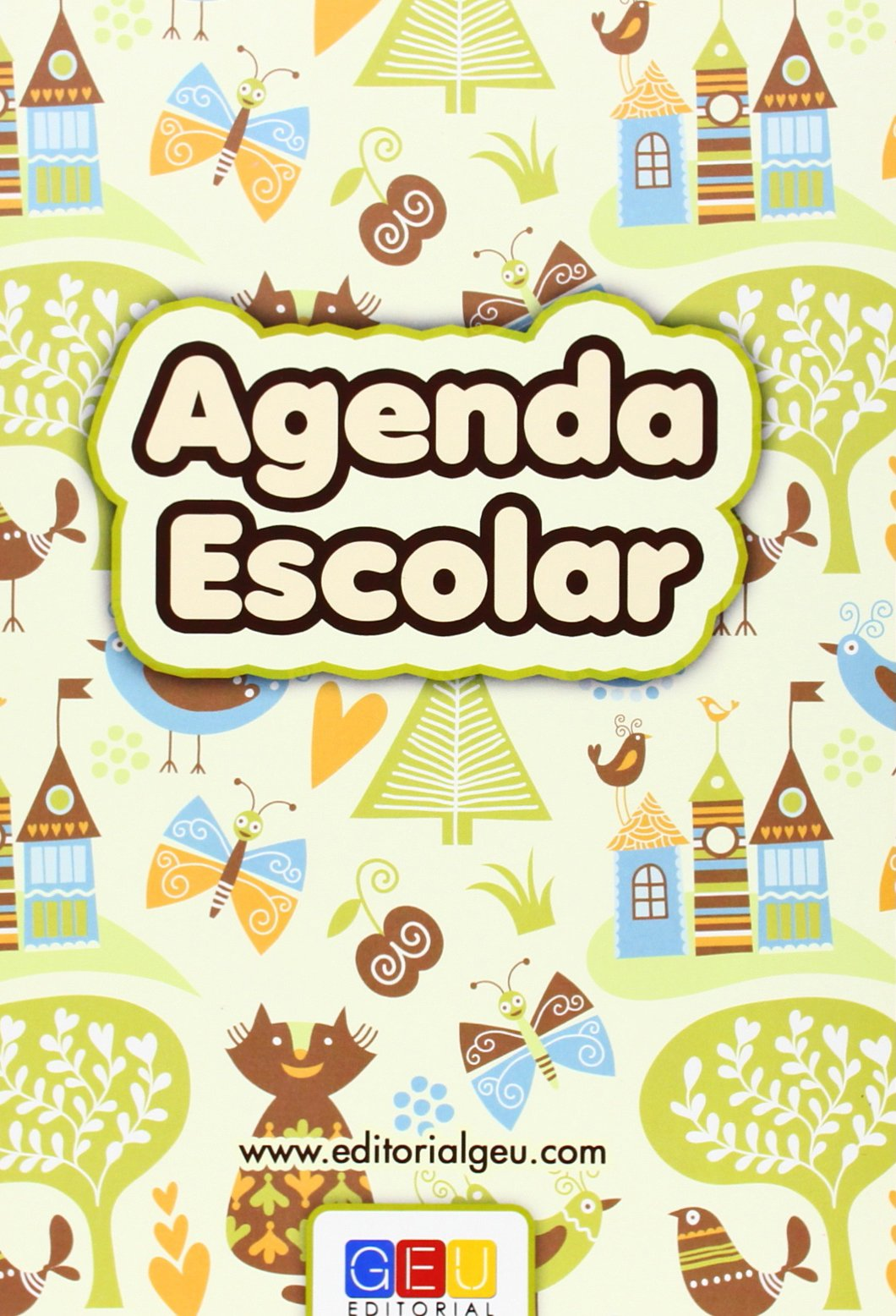 Agenda Escolar. Infantil/Integración: Amazon.es: Vv.Aa.: Libros