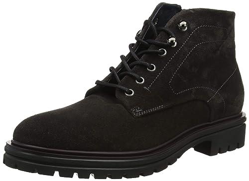 Stonefly Alex 3 Velour, Zapatillas Altas para Hombre: Amazon.es: Zapatos y complementos