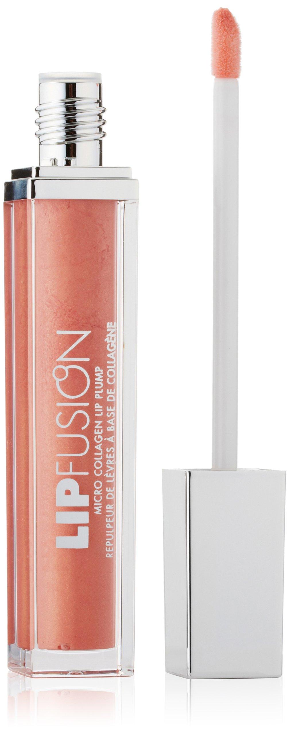 FusionBeauty LipFusion Micro-Injected Collagen Lip Plump Color Shine, Glow