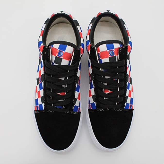597ae33712f82 Amazon.com | cozyshoeson Man Cool Glasses Bears Casual Sneaker Lace ...