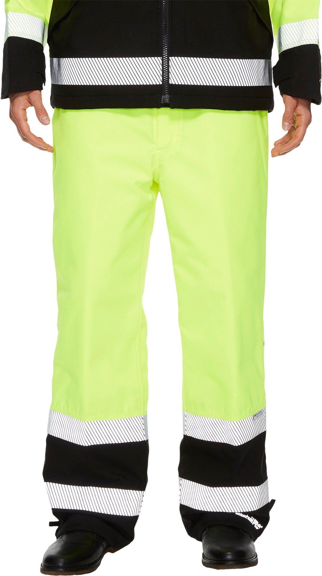 Timberland PRO Men's Work Sight Insulated Pant, High Visibility, X-Large