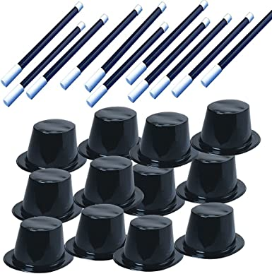Wands Great Gift or Party Favor and Spell Lists 20 Set