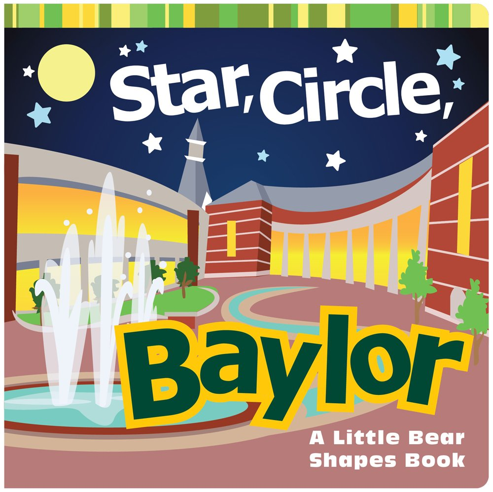 Star, Circle, Baylor: A Little Bear Shapes Book (Big Bear Books) pdf epub