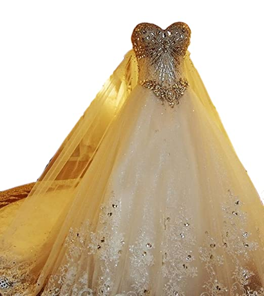 Brautkleider Hochzeitskleider Prinzessin Tull Glitzer Brautkleider