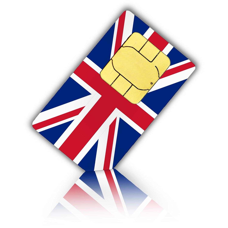 Tarjeta SIM para Reino Unido, Inglaterra, Escocia, Irlanda ...