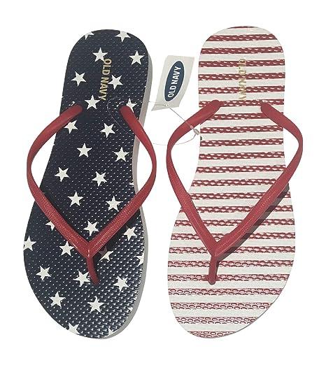 55e0d756f1f636 Amazon.com  OLD NAVY Flip Flop Sandals for Woman