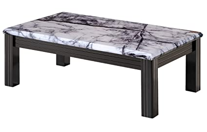 Furniture Express White Marble Effect Coffee Table Amazon Co Uk