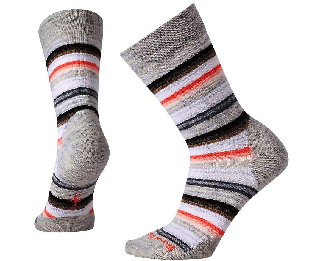 SmartWool Women's Margarita Socks (Ash Heather) Medium