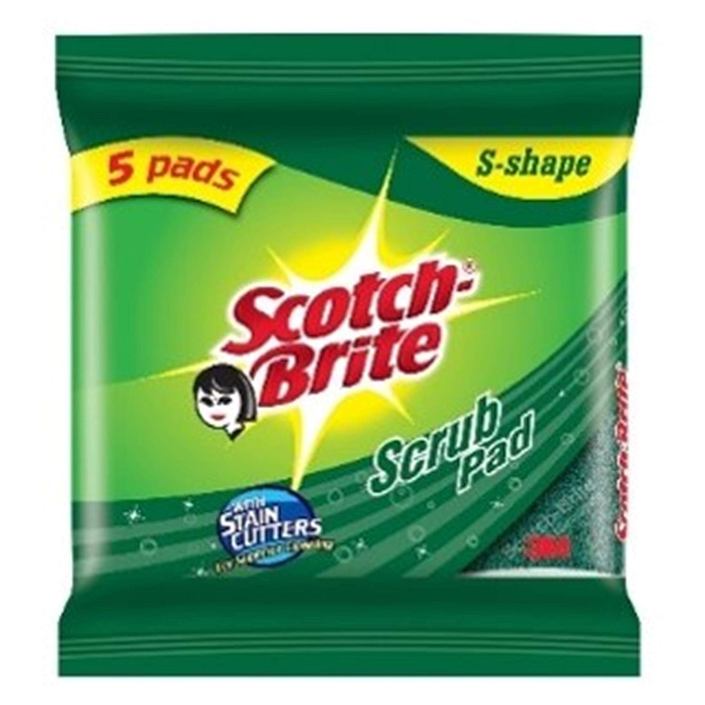 Scotch-Brite Non-Woven Scrub 5 Pad