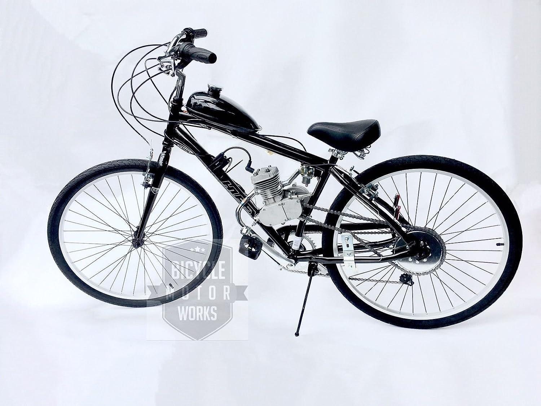 Bicicleta Motor funciona – el negro BETTY: Amazon.es: Coche y moto