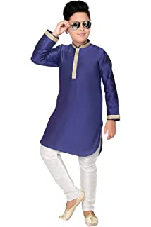 Black Boys Kurta Pyjama Indian Wedding Party WEAR Kurta Pajama Pakistani Salwar Kameez