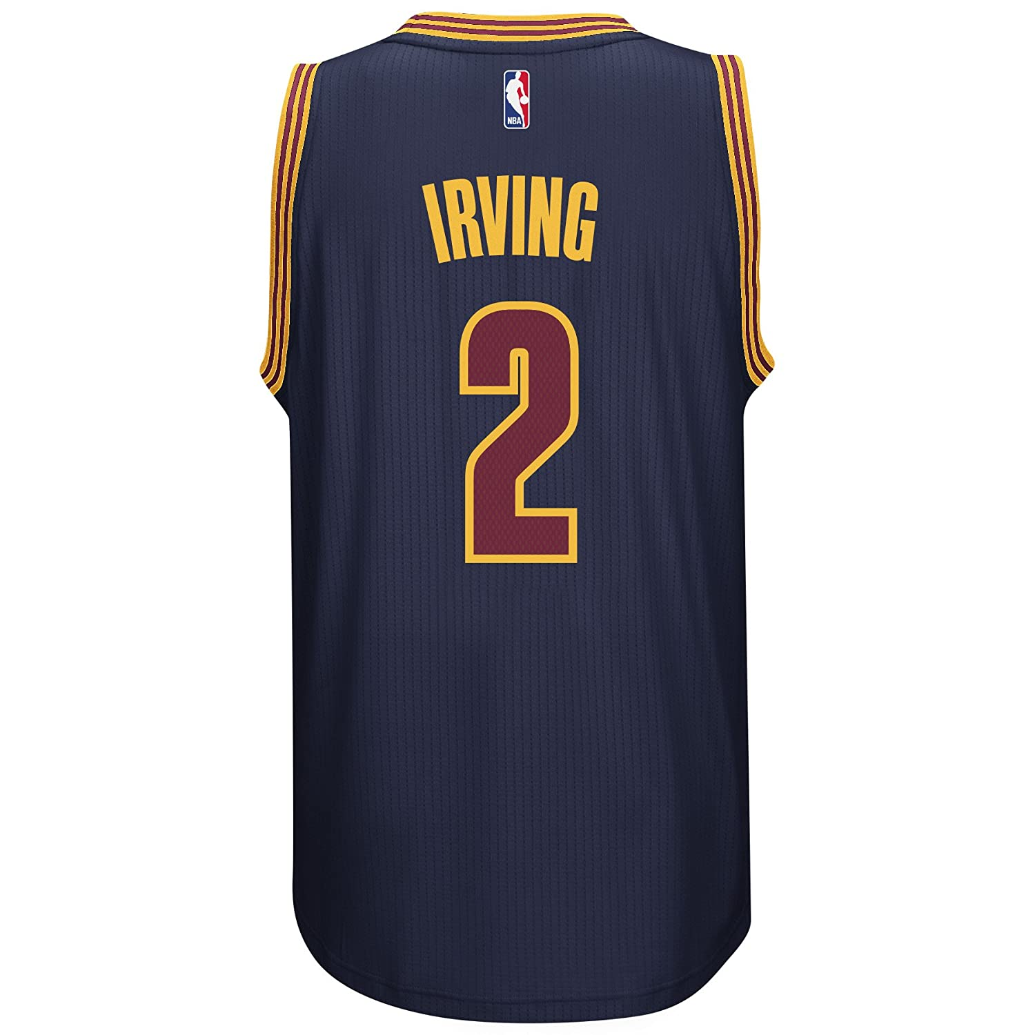 ed7903759e25 ... czech amazon adidas kyrie irving mens navy cleveland cavaliers swingman  jersey sports outdoors f636a c6d2a