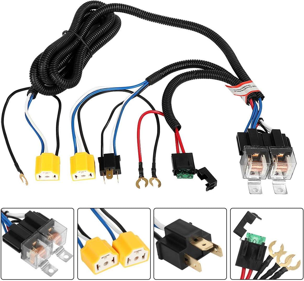 What's the Headlight Wiring Repair Cost