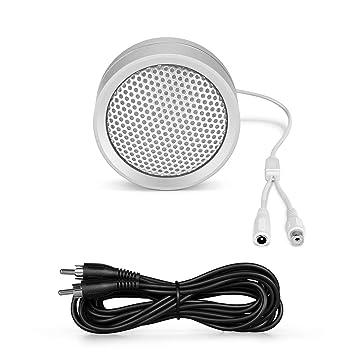 Amazon.com: Amcrest - Micrófono de audio de alta fidelidad ...
