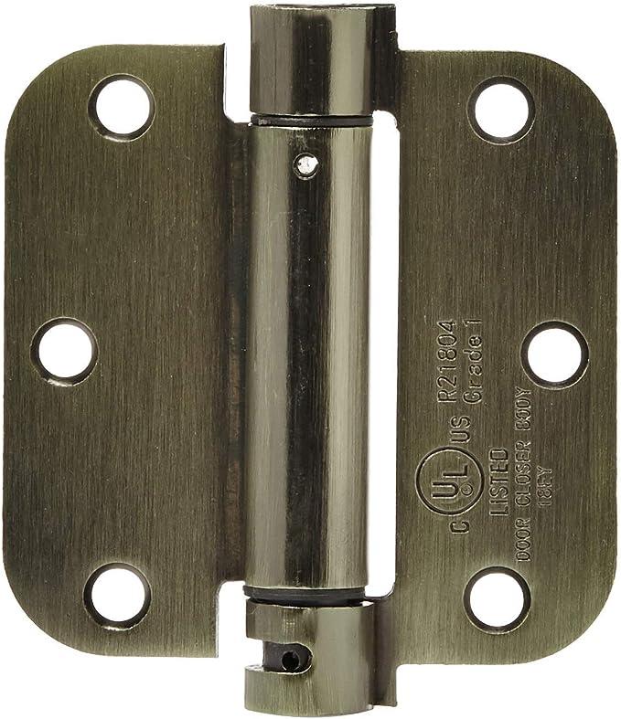 1Pair Stainless Steel Door Hinge lat Open Close Hinges Wooden Case Hinges Folded