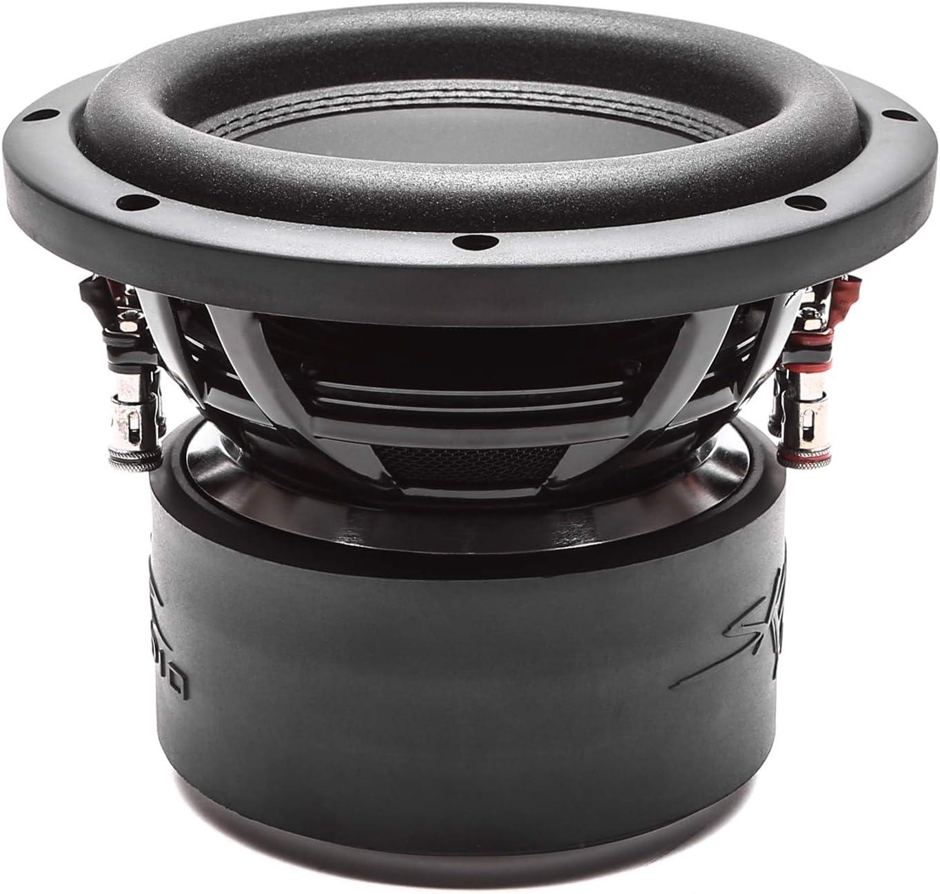 Skar Audio VVX-8v3 D4 8 800 Watt Max Power Dual 4 Ohm Car Subwoofer